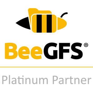 BeeGFS Platinum Partner