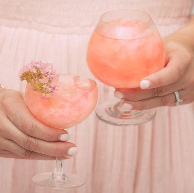Sparkling Frose Cocktail