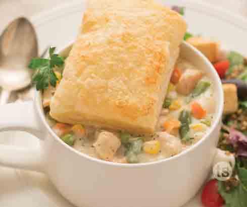 simply chicken pot pie