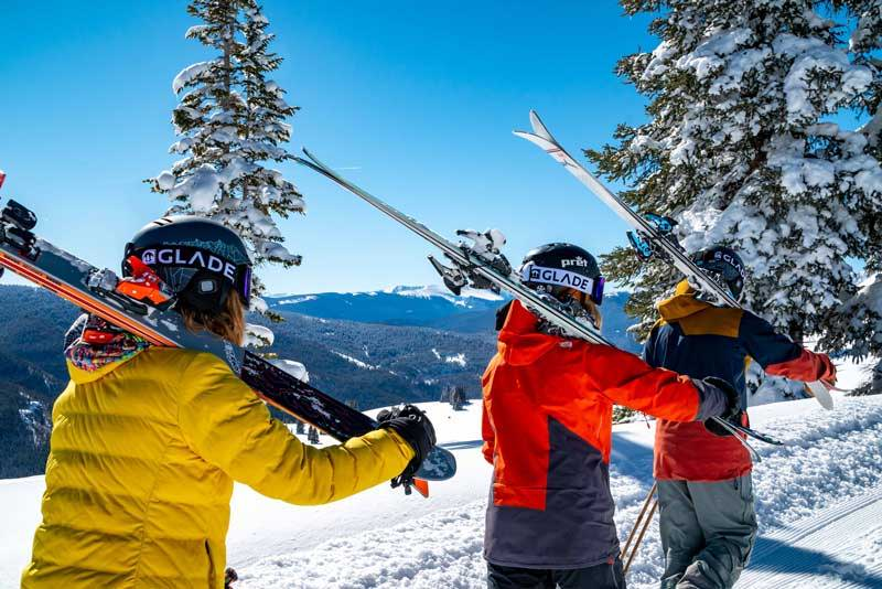 Womens skis explained