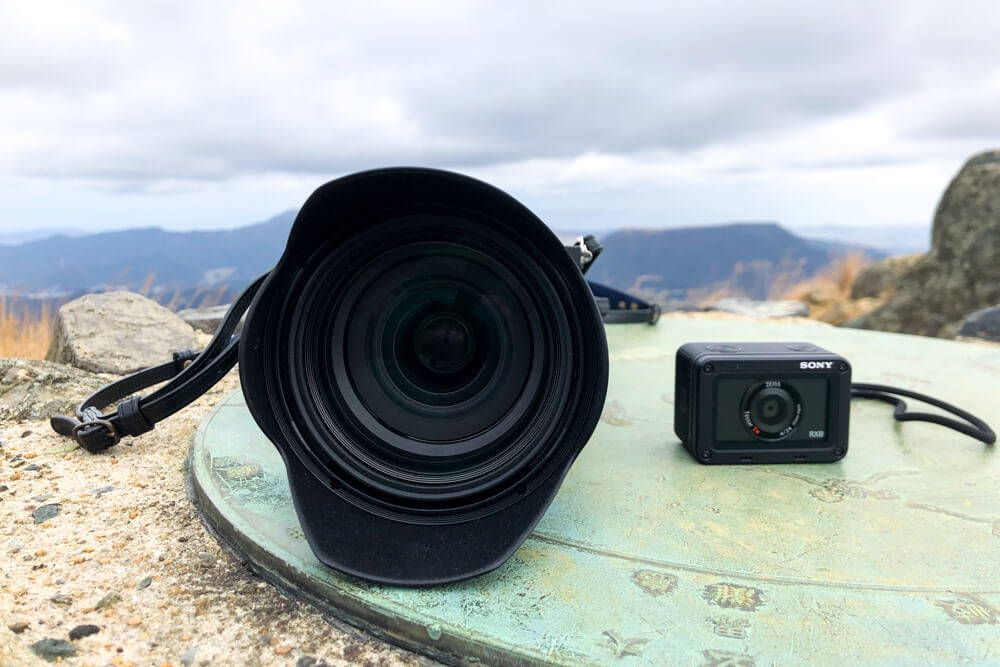 SONYの超小型デジタルカメラ「RX0」