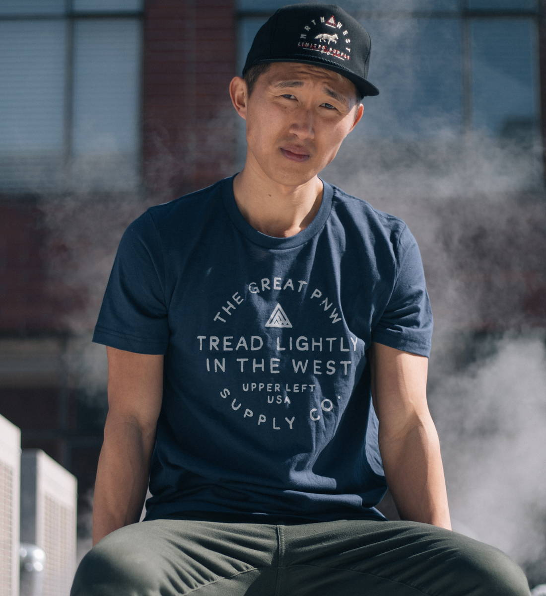 The Great PNW Drifter Tee