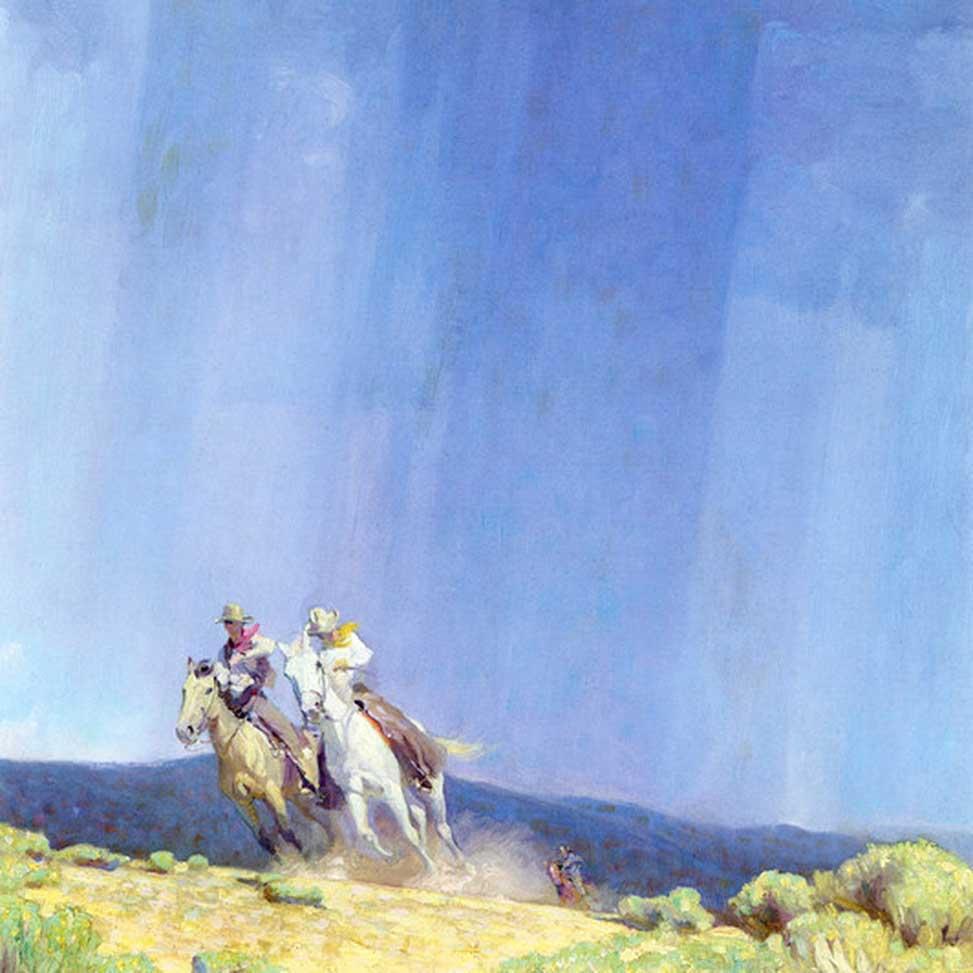 William Herbert Dunton Art