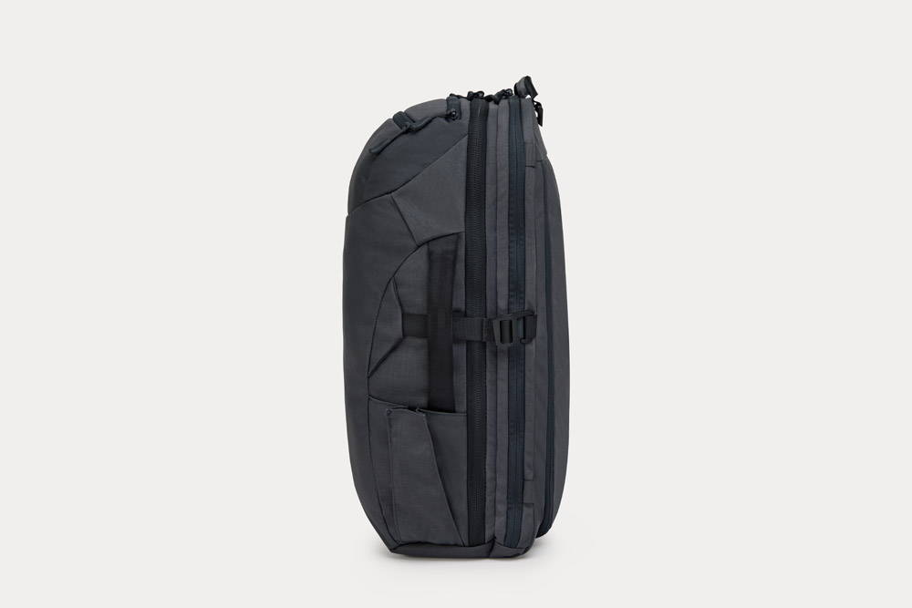 Minaal Carry-on 2.0 - A travel backpack built to last.