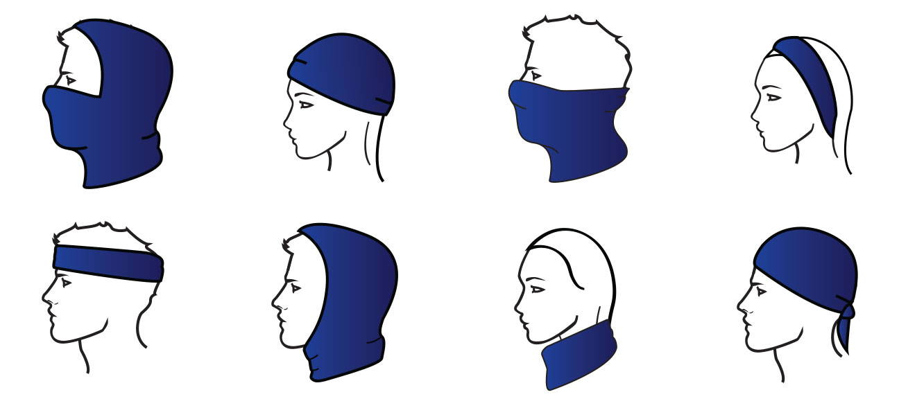 buff, head cover, hat, face cover, headband, face shield, sun shield, protect your face from the sun