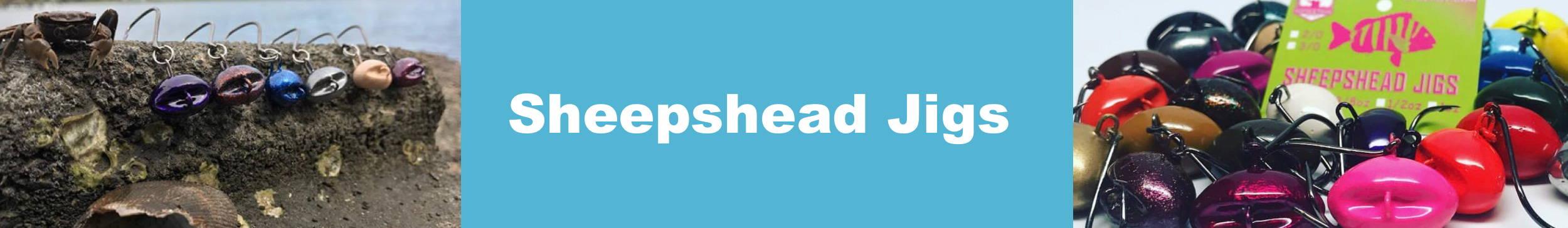 Sheepshead Jigs | Ultimate Swing Jigs