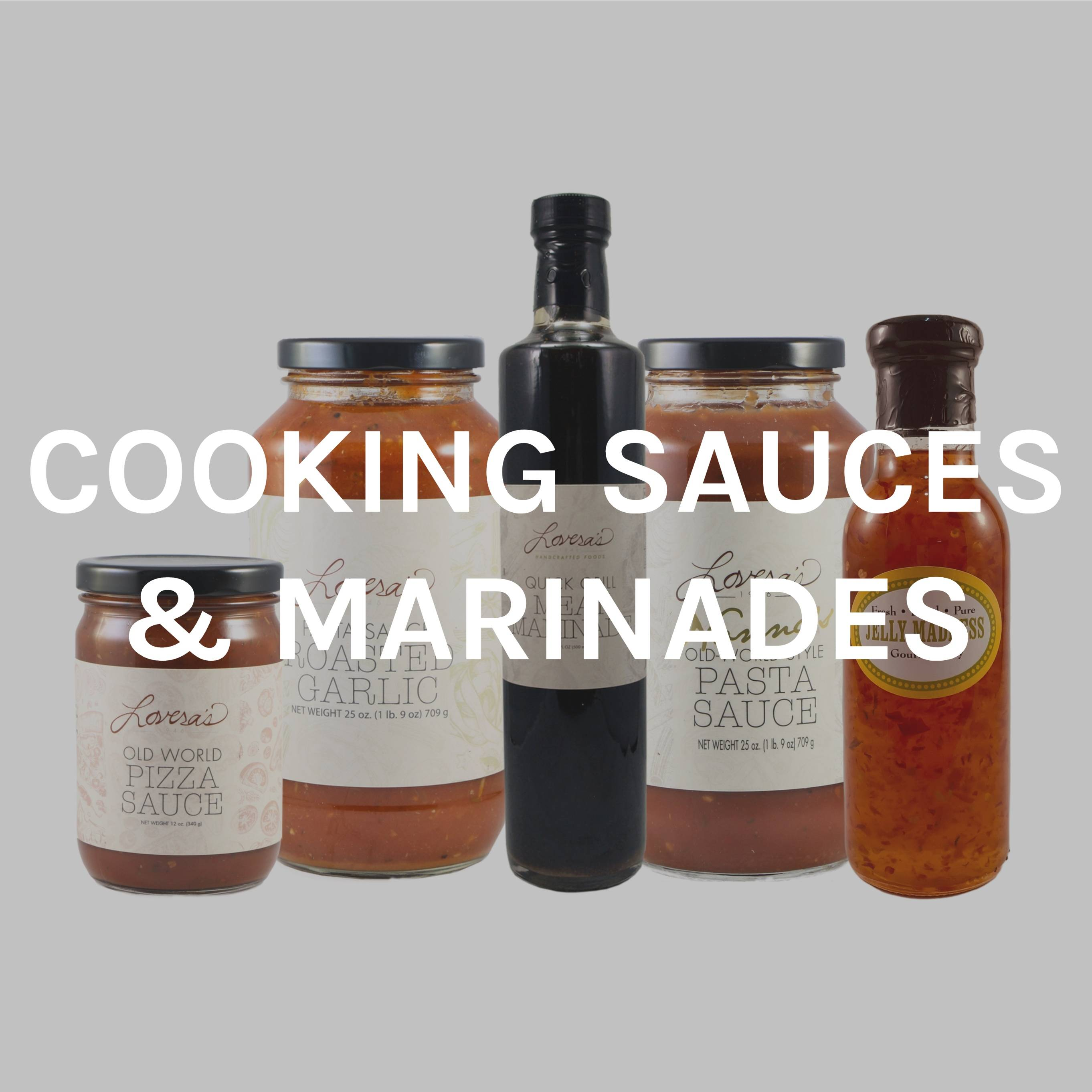 Cooking Sauces & Marinades