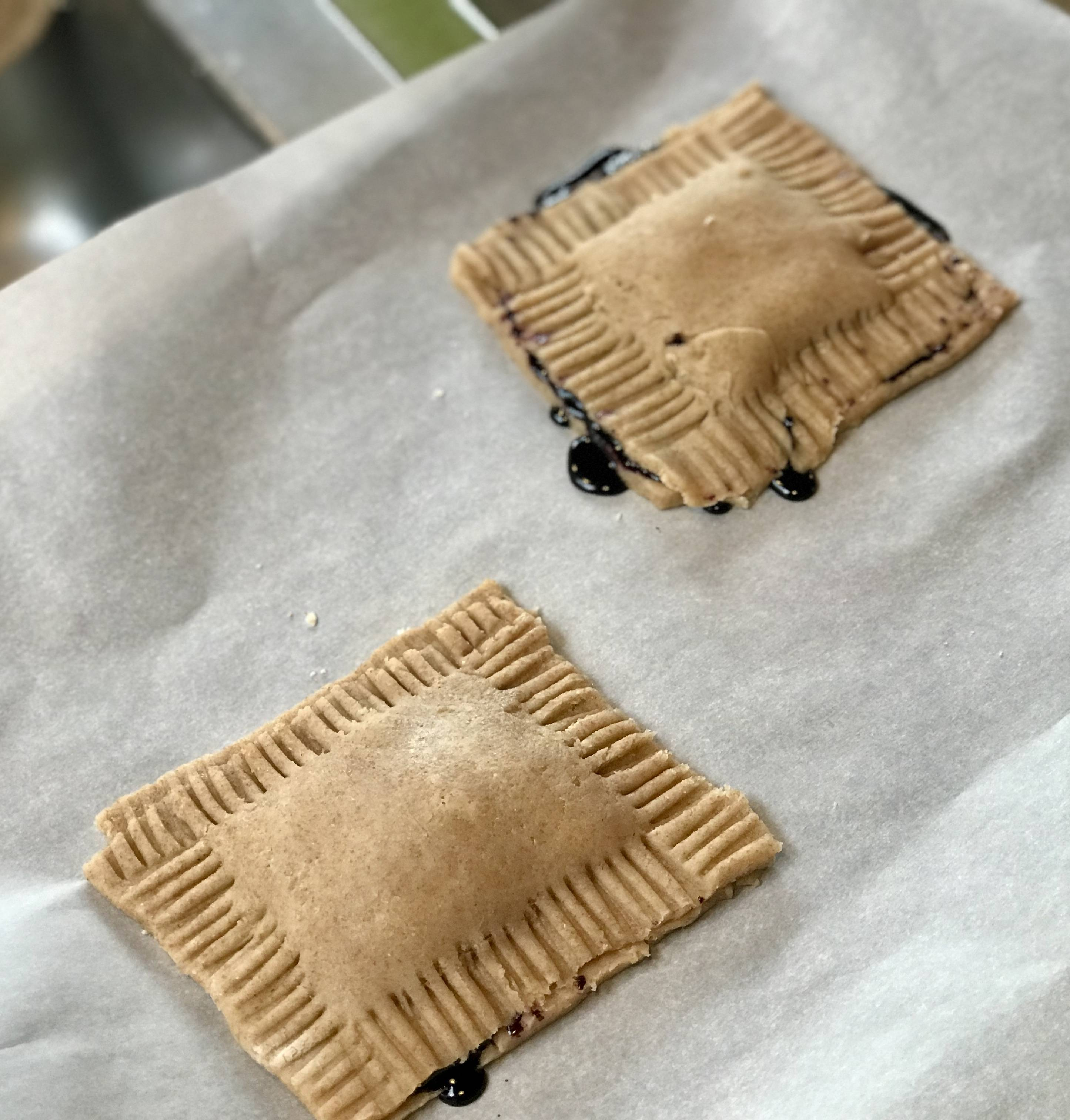 Yummy Wheat Pop Tarts