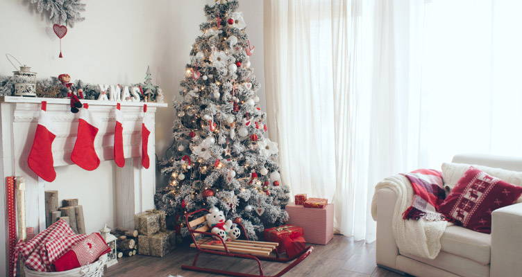Top 5 Christmas tips for a relaxing green Christmas