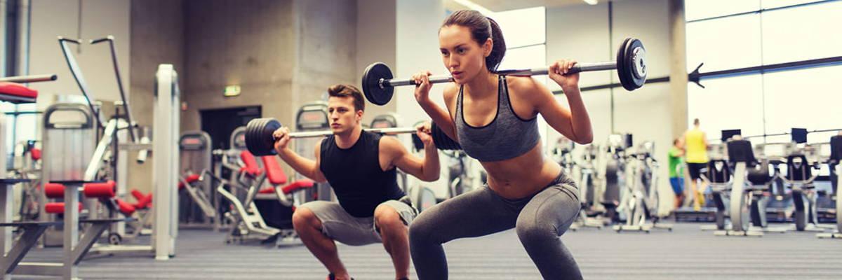 Trainingspläne und Workouts für Muskelaufbau, Ausdauer und Muskeldefinition