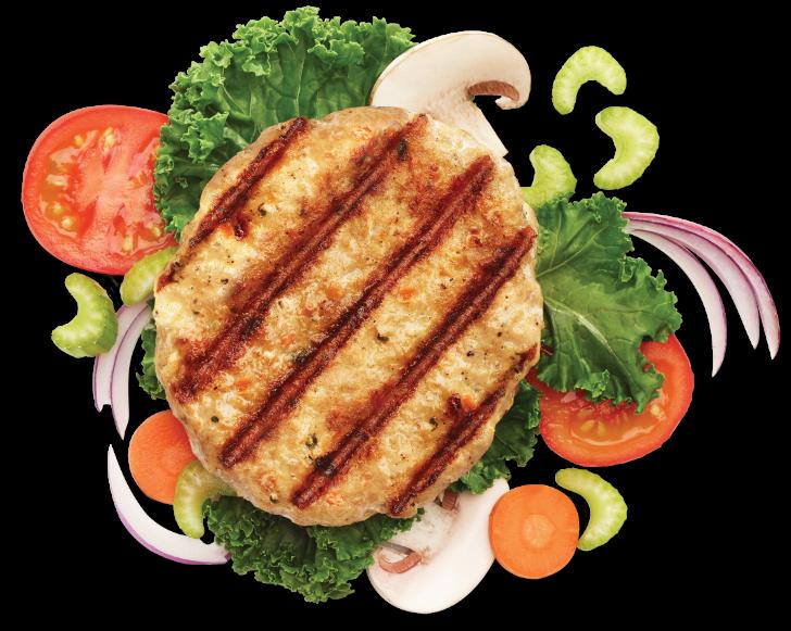 Grateful Burger Chicken Burger