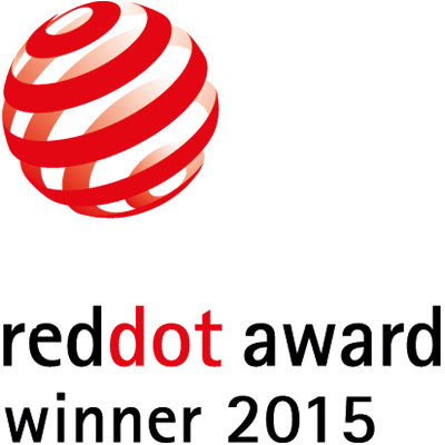 reddot award product design 2015