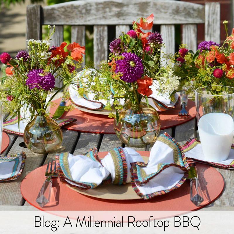 Blog: A Millennial Rooftop BBQ