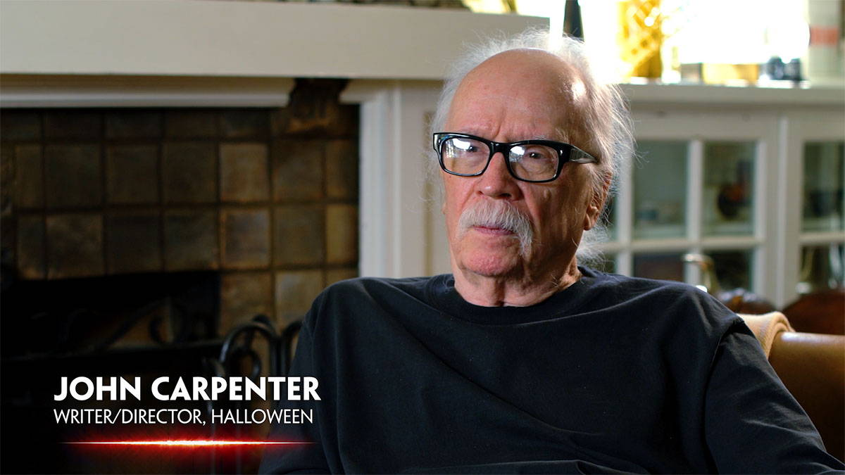 In Search of Darkness: John Carpenter interview
