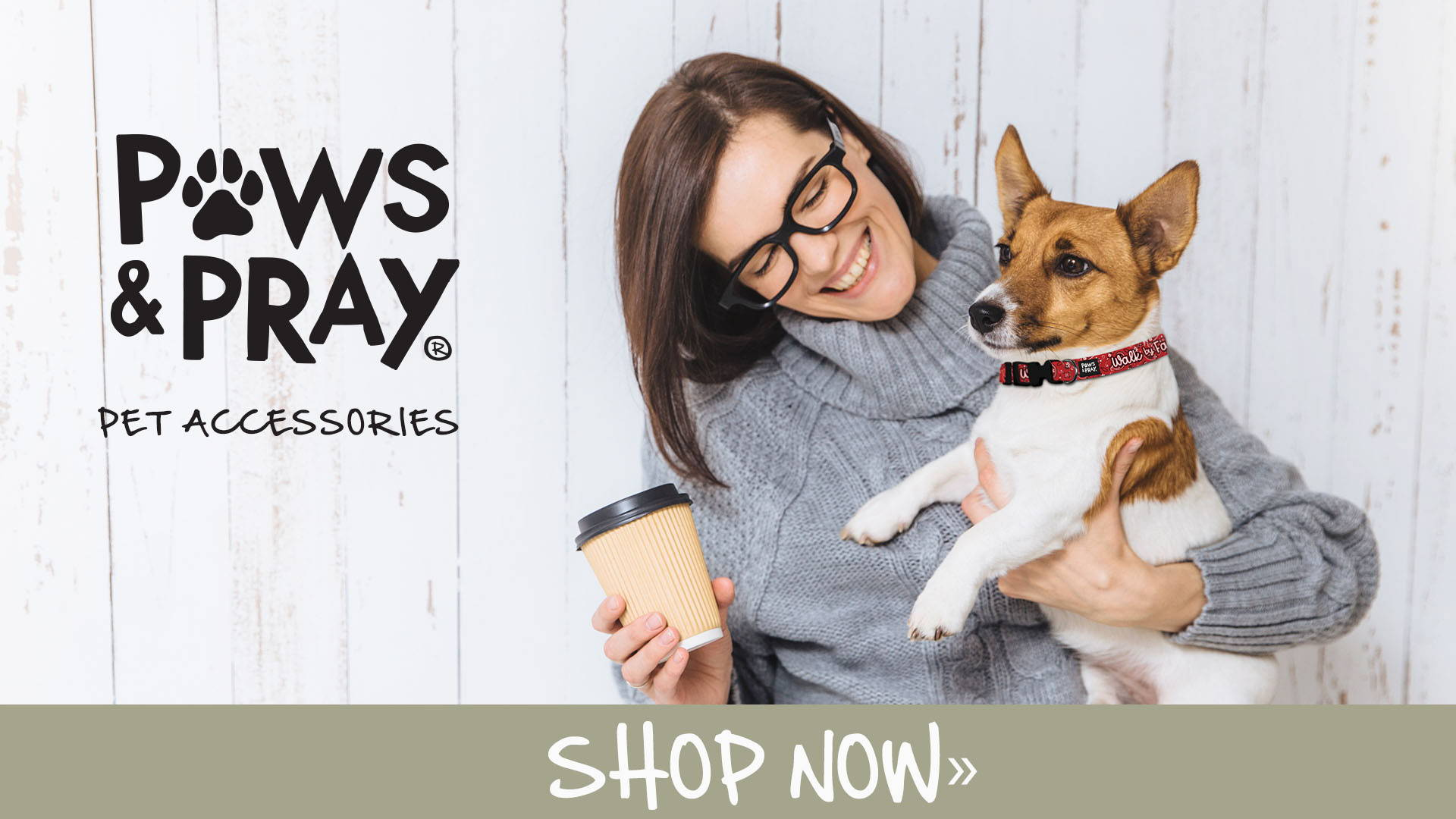 Kerusso Paws and Pray Pet Accessories