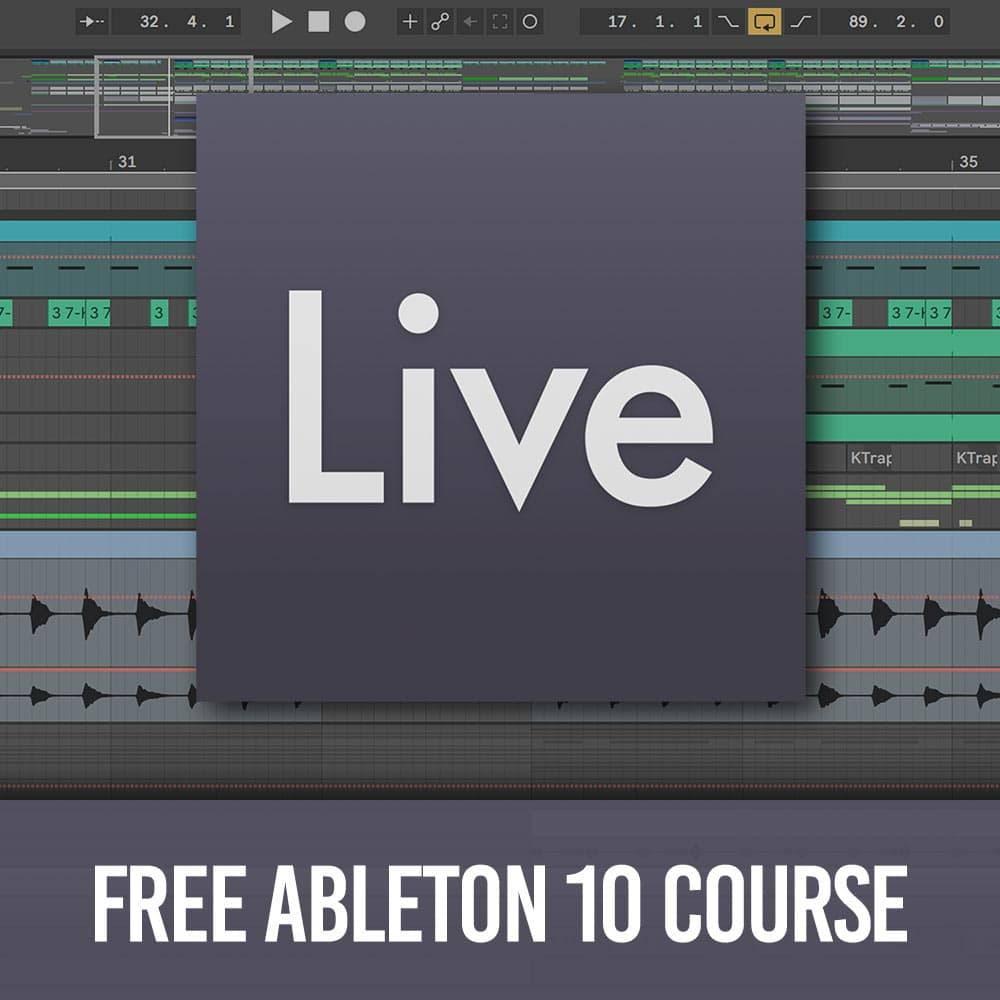 Free Mini Course: Ableton Live 10