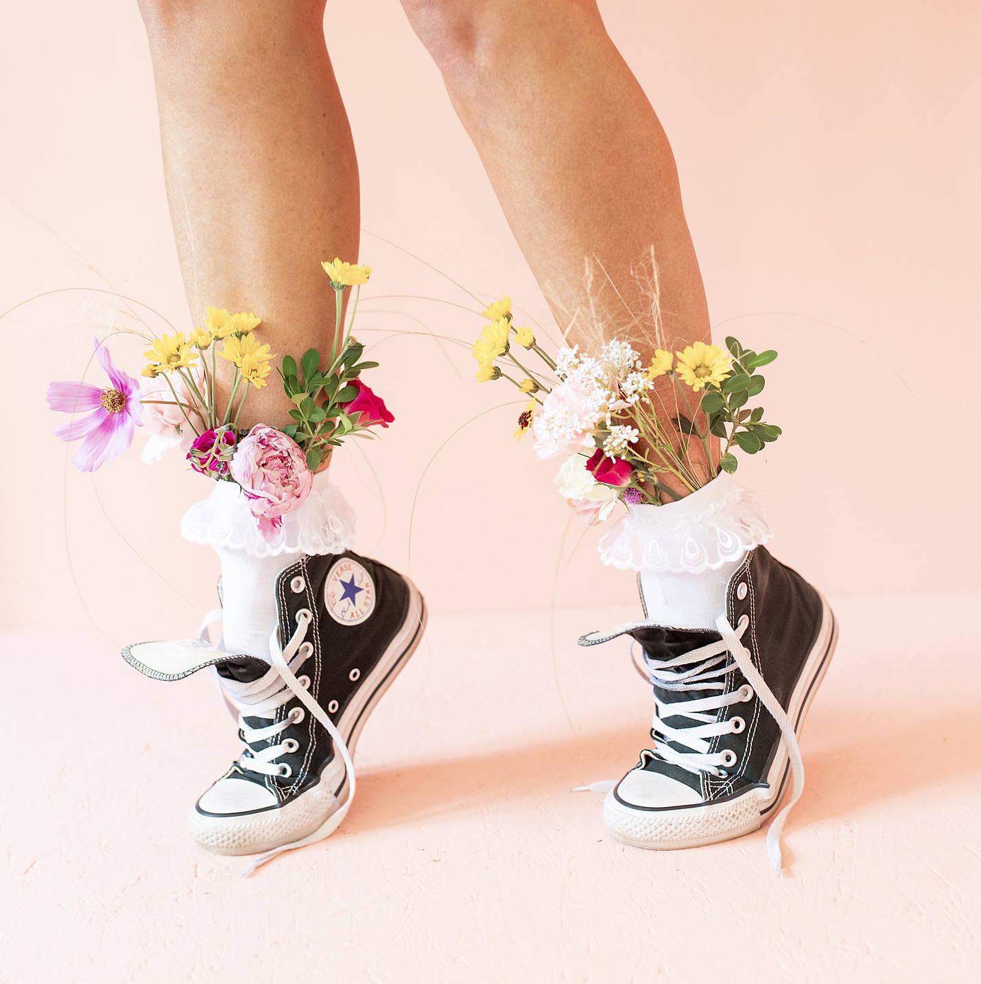 personalized flower design for diy brides