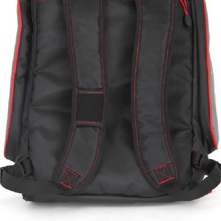 shoulder bag and backpack world karate federation performance backpack