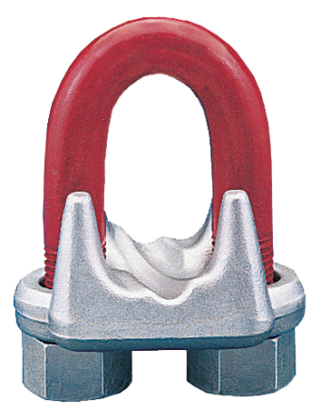 Crosby® G-450  Galvanized Wire Rope Clips