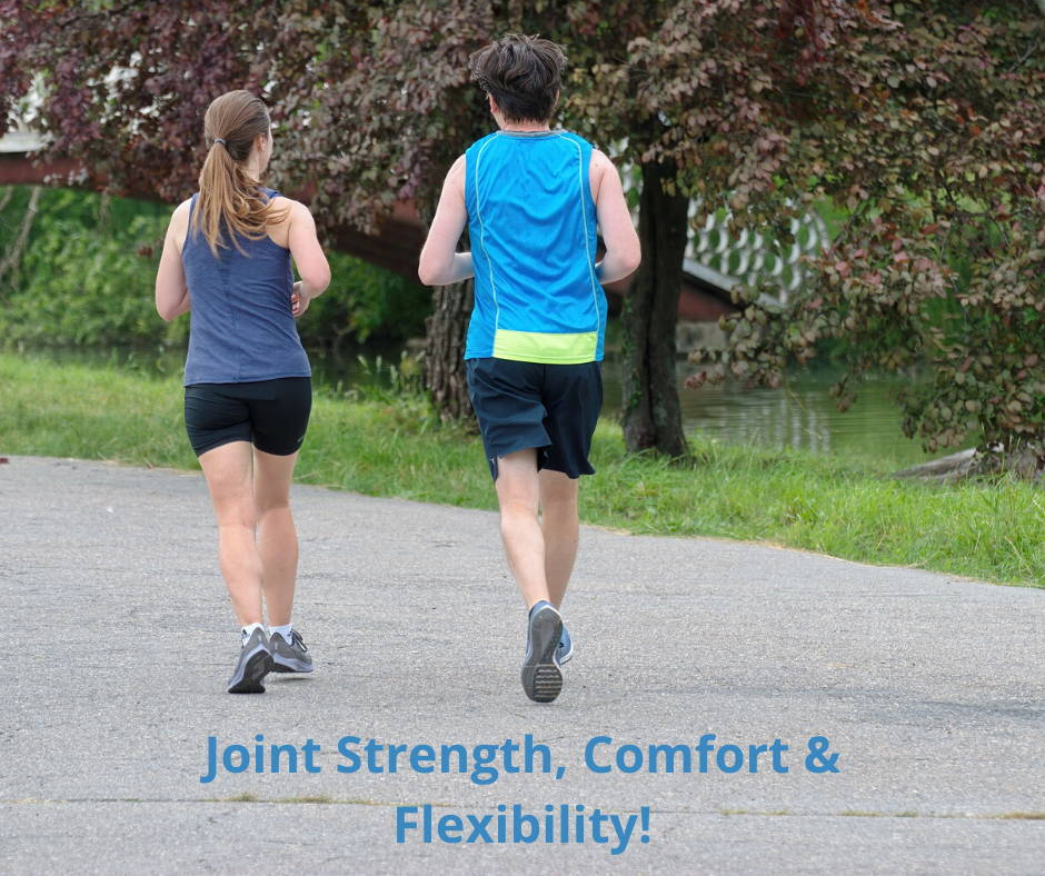 Joint Strength, Comfort & Flexibility