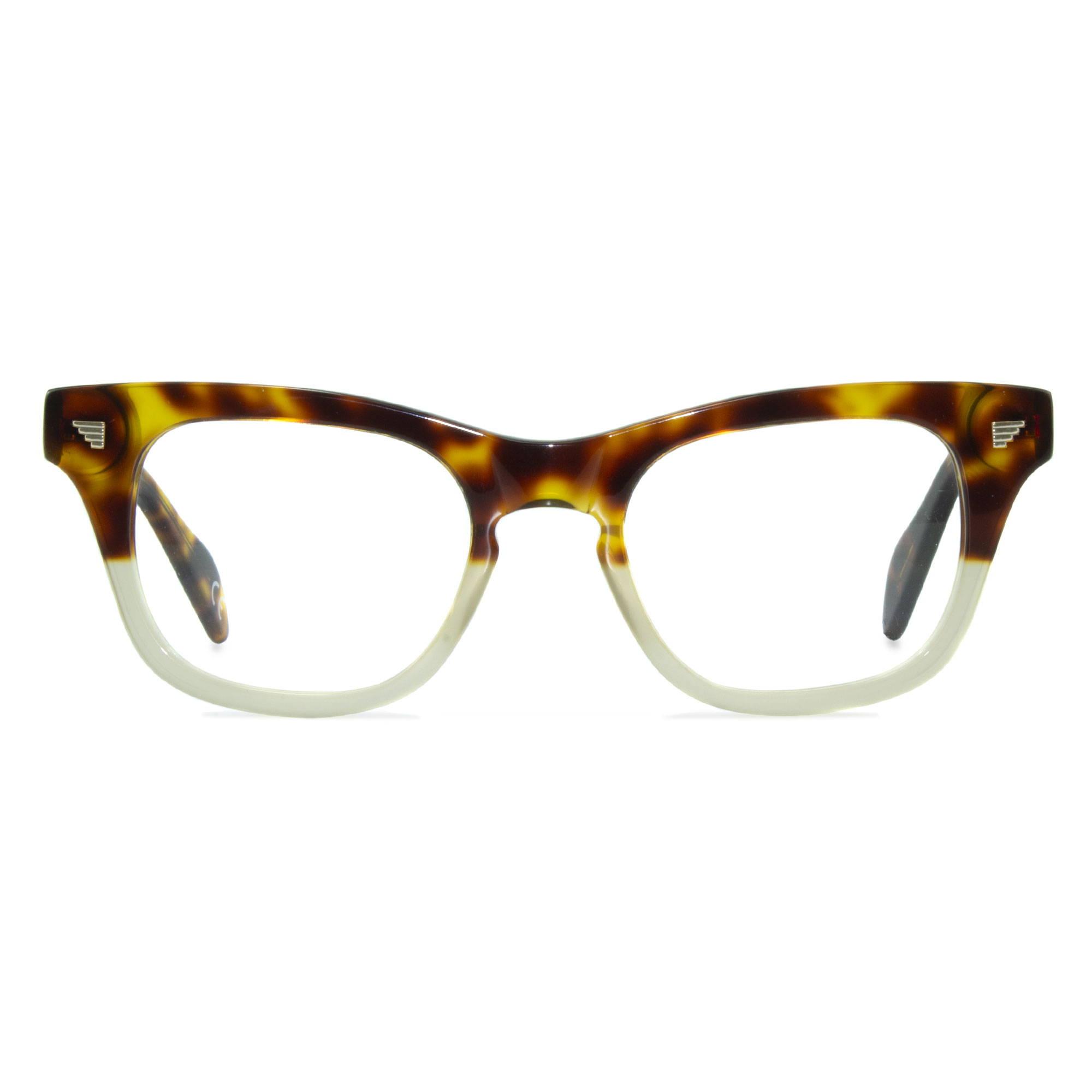 Joiuss russ tortoiseshell glasses