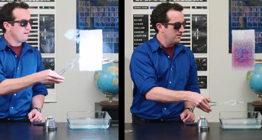 UV vs Magnesium