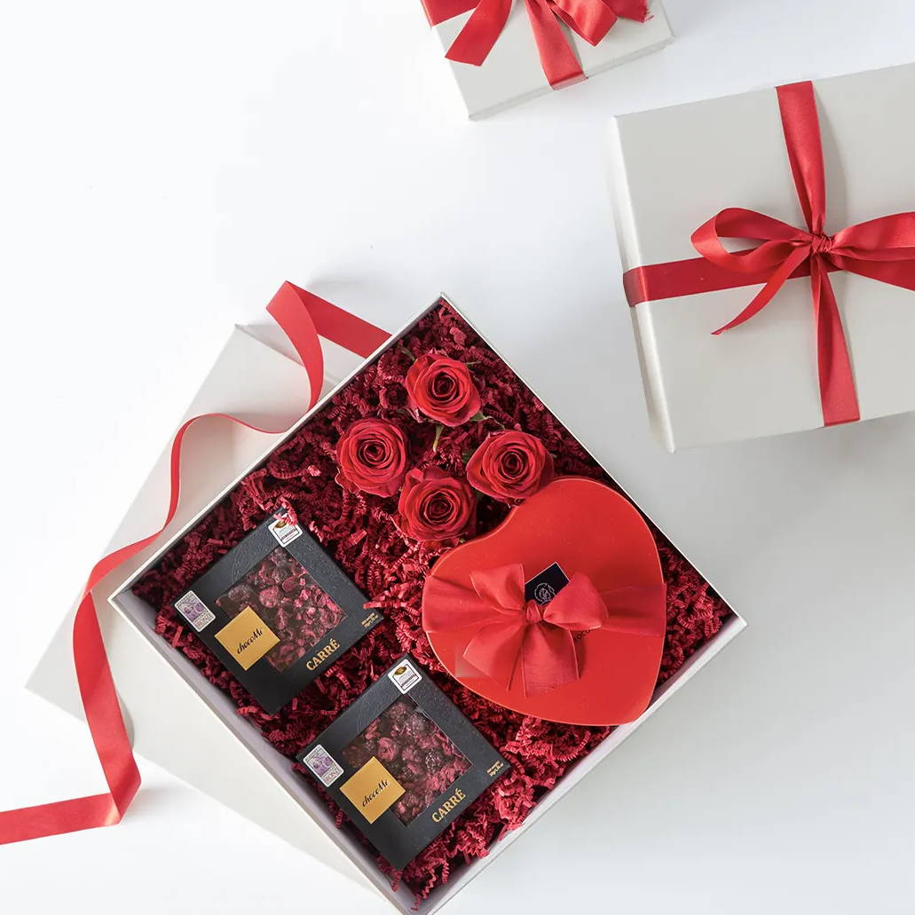 Easy Gift Packaging Ideas For Valentine S Day 2021 Www Wbc Co Uk