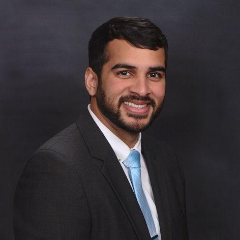 bioQuad CEO Dr. Sreus Naidu