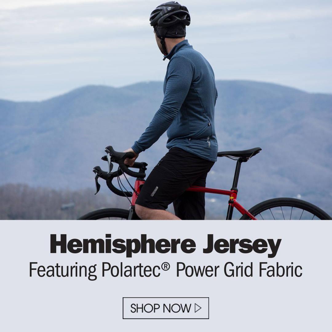 Hemisphere Long Sleeve Cycling Jersey