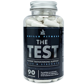 The Test  Testosterone Booster