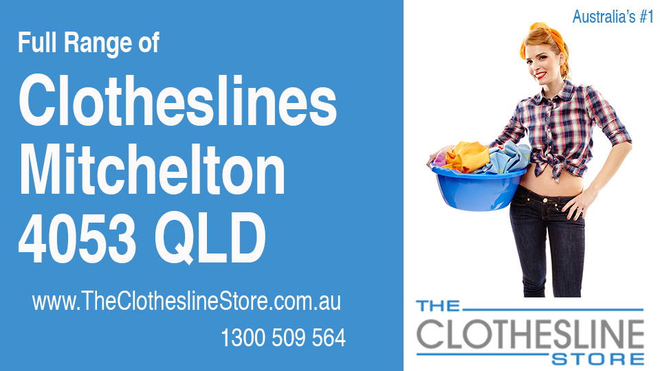 New Clotheslines in Mitchelton Queensland 4053