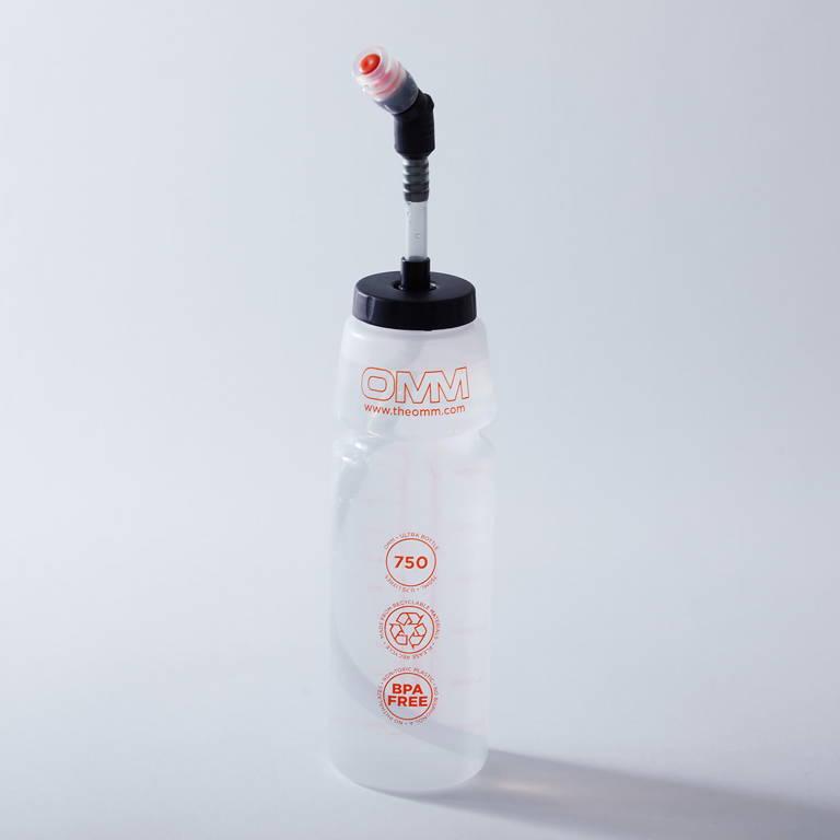 OMM(オーエムエム)/ウルトラボトル 750ml バイトバルブ/ホワイト