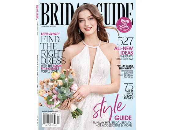 Bridal Guide - July, 2019