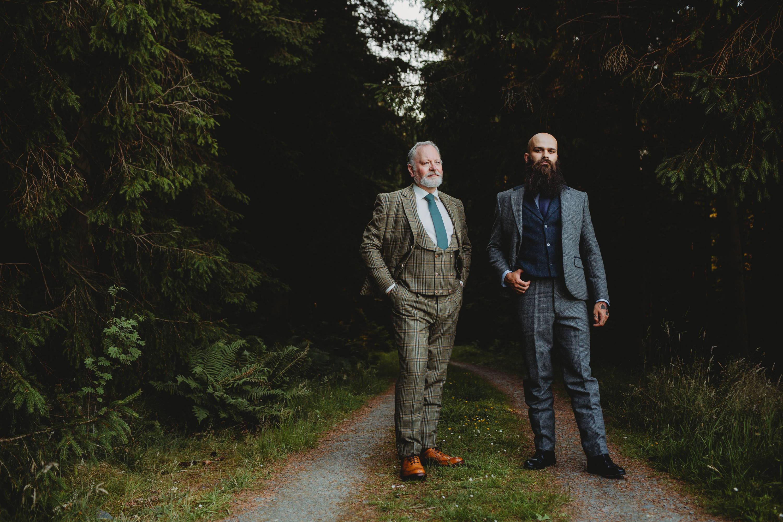 MAde-to-Measure Gordon Nicolson kiltmakers tweed suits
