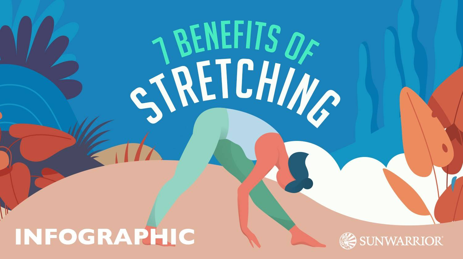 Woman stretching outdoors | Benefits Of Stretching: How Dynamic And Static Stretching Improves Your Health | Featured | dynamic stretching