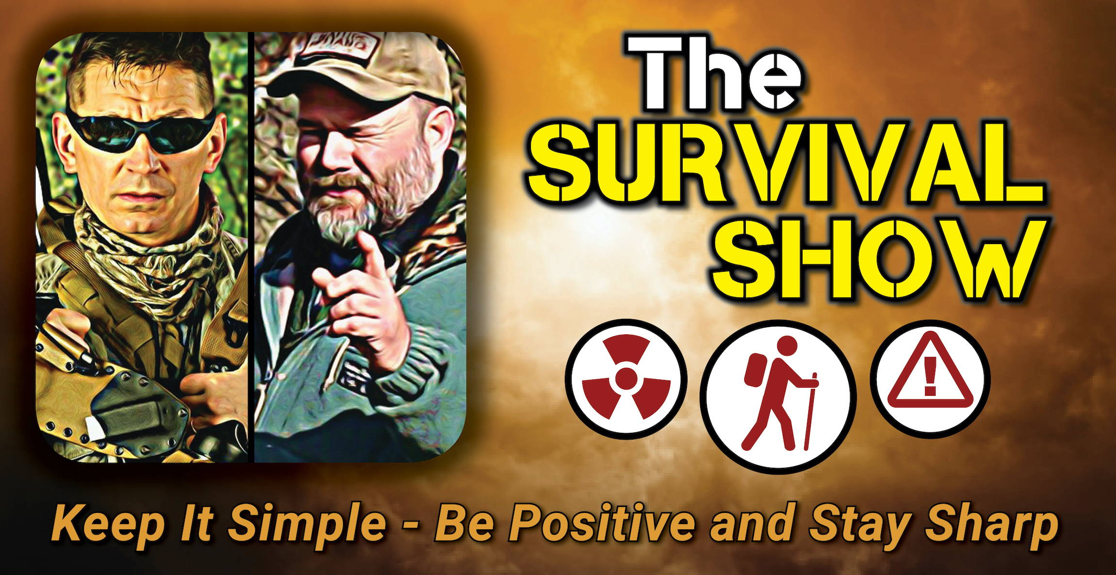 Listen to the Survival Show Podcast