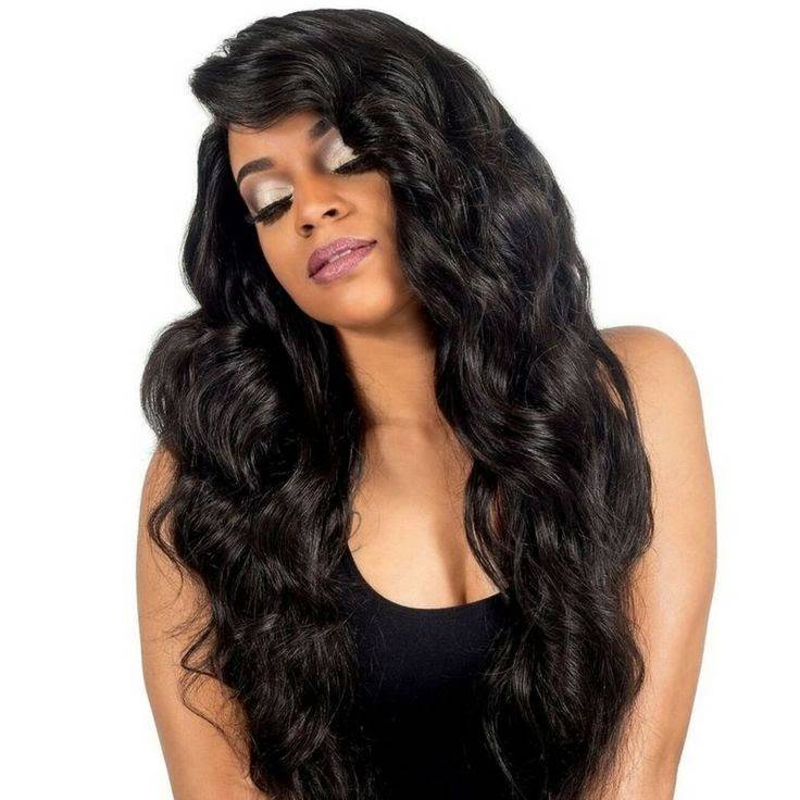Beach Wave Weave Hair