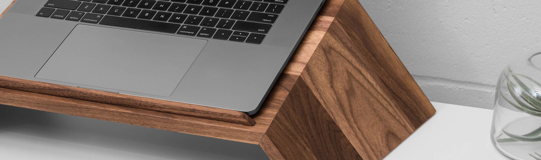 Ergonomic laptop stand | ergonofis