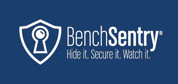 BenchSentry Logo White