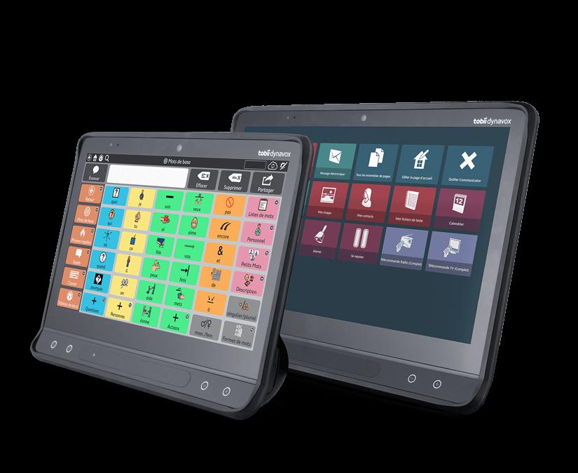 Dispositifs Tobii Dynavox I-Series