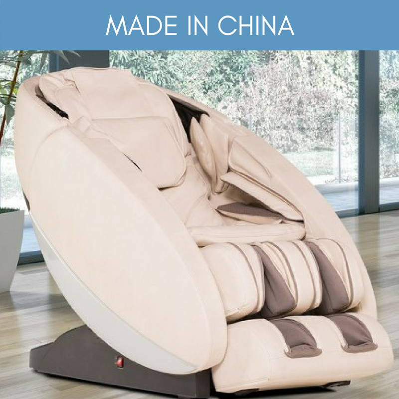 Massage Chairs Made in China