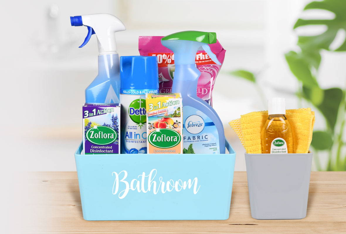 Household Consumables , laundry and cleaning products