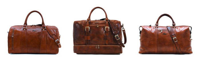 Floto Leather Bag Collection