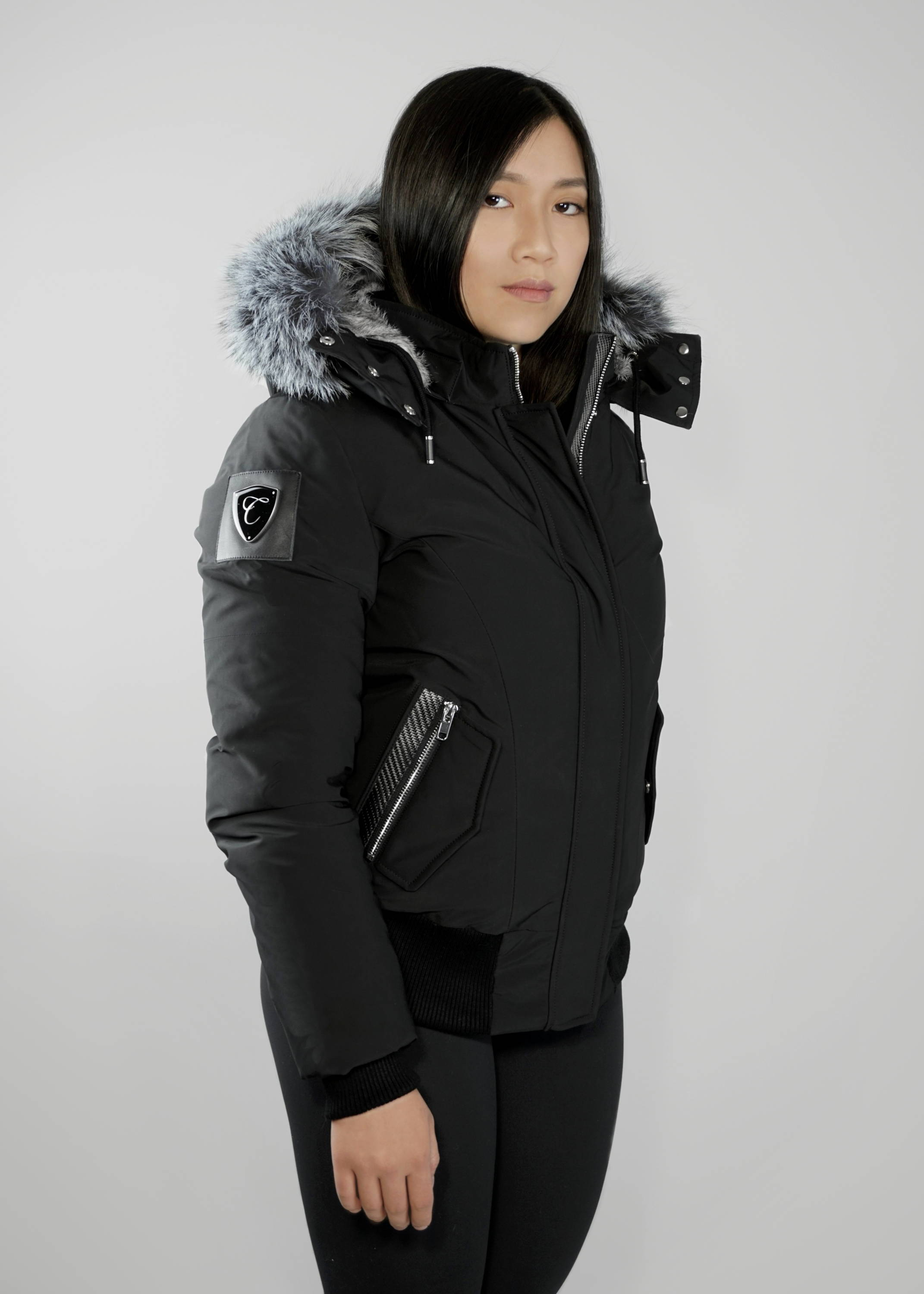 Carbonesque womens lodestone-s bomber