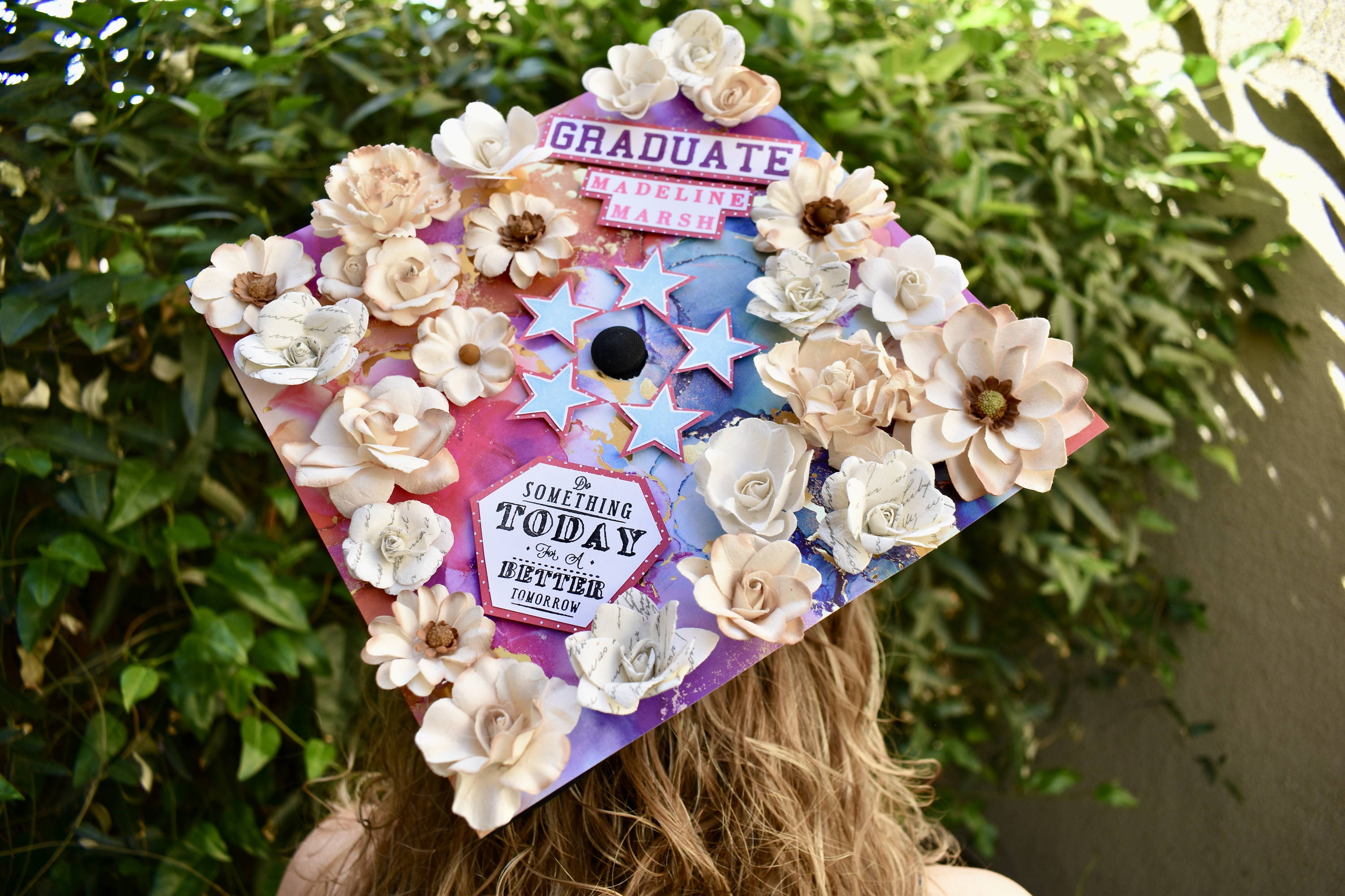 RubberStamps.com | How to Decorate Your Graduation Cap