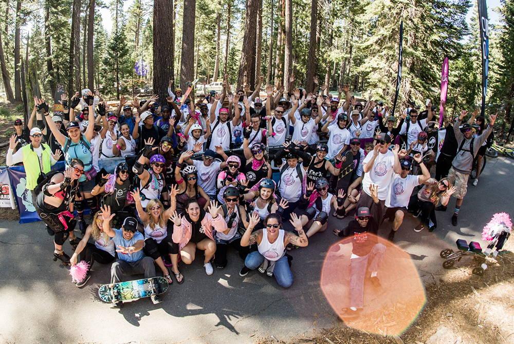 B4BC Group Shot at Lake Tahoe