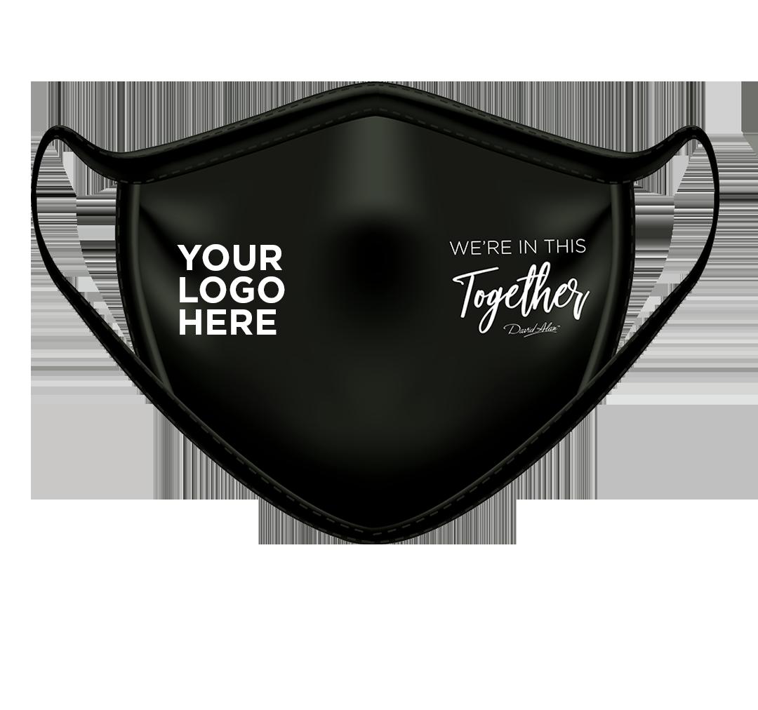 Custom Branded Masks Your Logo Here