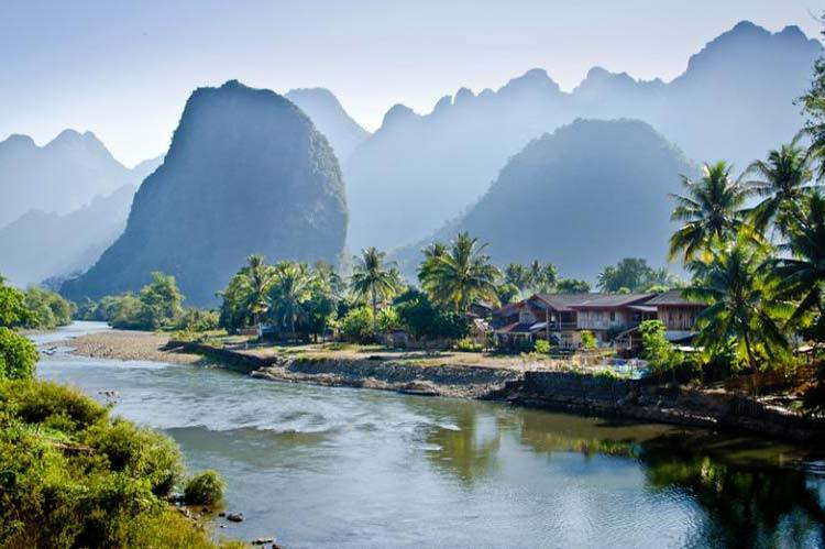 Travelbay Laos Private Tours - Vang Vieng