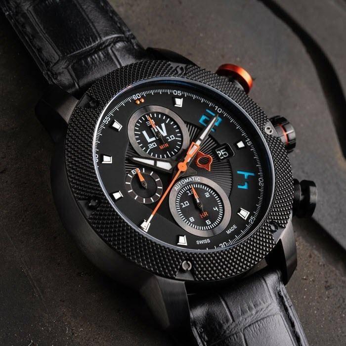 GX Auto Chrono Watch