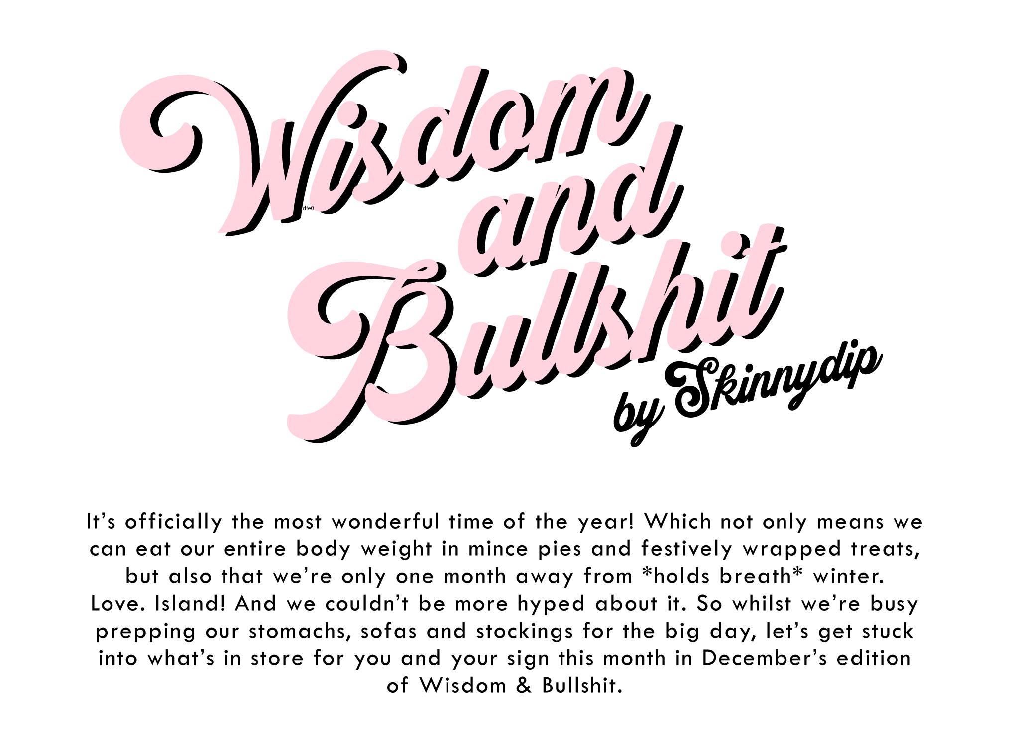 December Horoscopes | Skinnydip London
